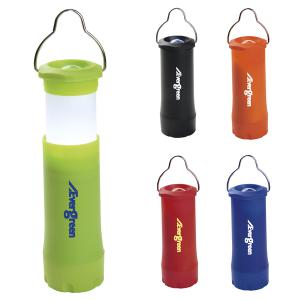 Go to Camping Hanging Lantern w/ Flashlight