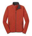 EDDIE BAUER ® VERTICAL FLEECE FULL ZIP JACKET