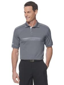 Go to CALLAWAY EMBOSSED ATHLETIC POLO