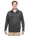 Harriton® Adult Task Performance Fleece Quarter-Zip Jacket