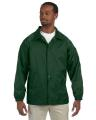 Harriton® Adult Nylon Staff Jacket