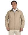 Harriton® Adult Microfibre Club Jacket
