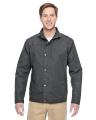 Harriton® Men's Auxiliary Canvas Work Jacket