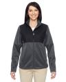 Harriton® Ladies' Task Performance Fleece Full-Zip Jacket