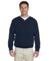 Harriton® Adult Microfibre Wind Shirt