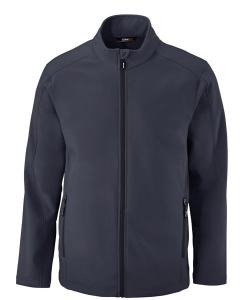 CORE365TM Men's Cruise Two-Layer Fleece Bonded Soft Shell Jacket