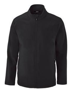 CORE365TM Men's Tall Cruise Two-Layer Fleece Bonded Soft Shell Jacket