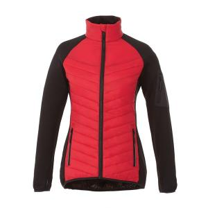 (W) BANFF Hybrid Insulated Jacket (women, decorated)
