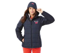 Arusha insulated jacket (women, blank)