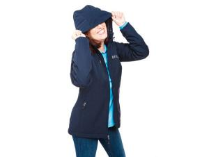 Bryce insulated softshell jacket (women, blank)