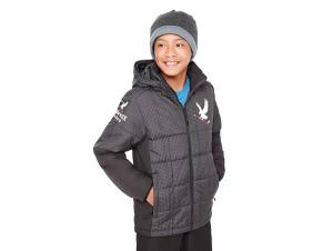 Arusha insulated jacket (youth, decorated)