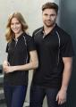 Ladies Cyber Biz Cool Breathable Antibacterial Polo